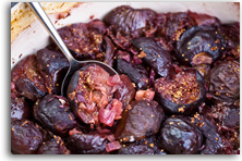 Savoury fig relish recipe